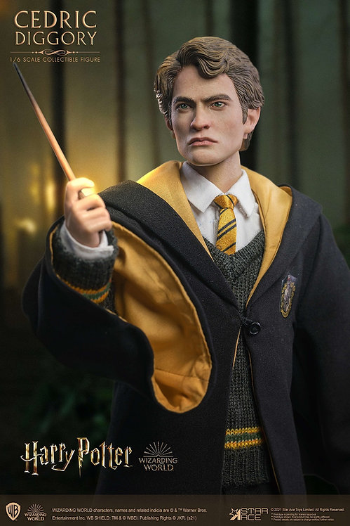 Star Ace Toys SA0069 Cedric Diggory 1/6 Figure DX (Deluxe Ver.)