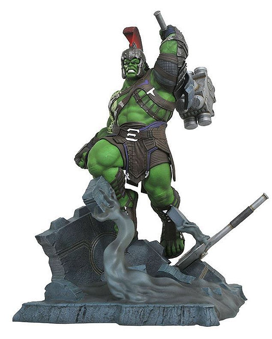 Diamond Select Marvel Milestones Thor Ragnarok Gladiator Hulk Statue