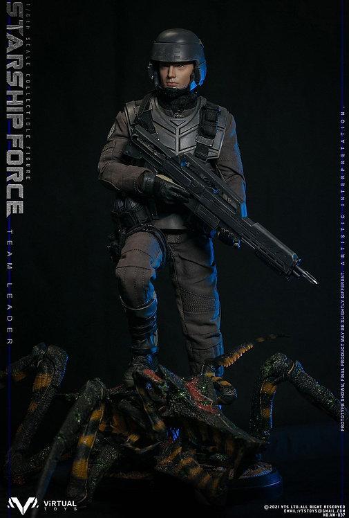 VTSTOYS VM037DX Starship Force-Team Leader 1/6 Figure (Deluxe)