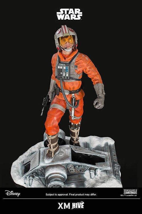 XM Studios Luke Skywalker In Rebel Pilot Suit 1/4 Statue (Exclusive)