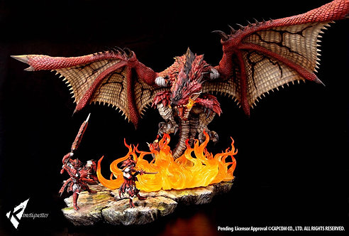 Kinetiquettes Monster Hunter - Rathalos