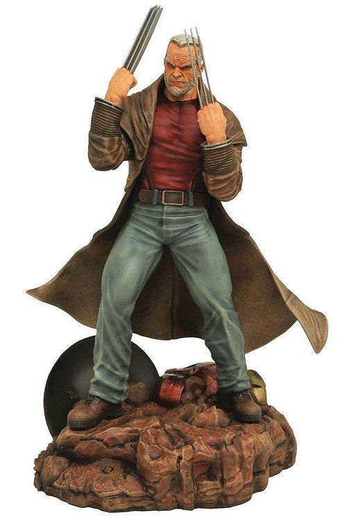 Diamond Select Marvel Gallery Old Man Logan Statue