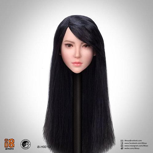 i8-H001D 1/6 Female Headsculpt