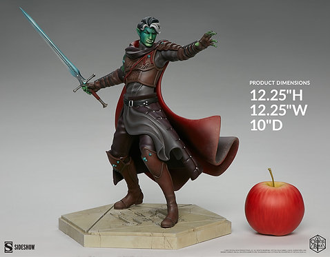 Sideshow Fjord - Mighty Nein Statue