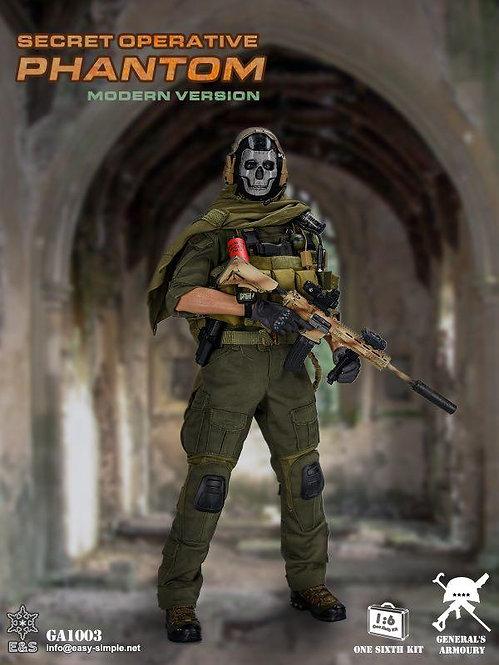 General's Armoury GA1003 Special Operative Phantom 1/6 Figure