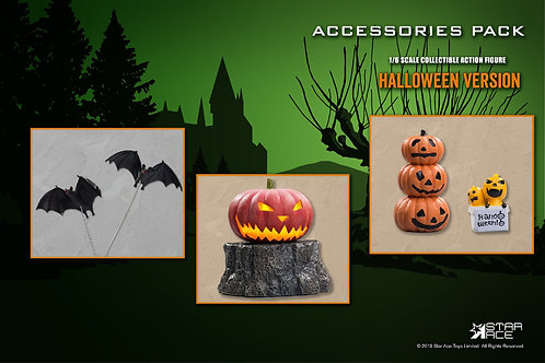 Star Ace Toys HW0004 - Halloween Accessories Pack