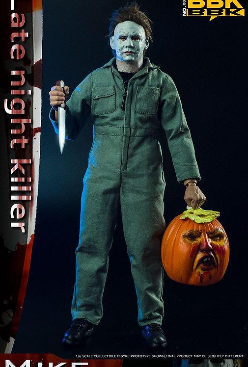 BBK BBK009 Late Night Killer Mike 1/6 Figure