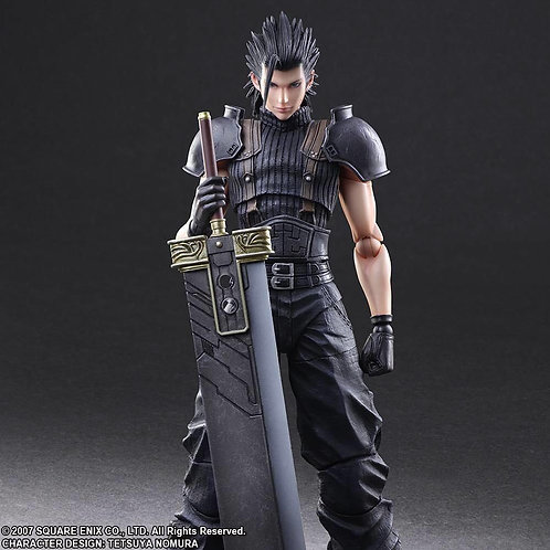 Square Enix Play Arts Kai - Zack Fair Final Fantasy VII Crisis Core
