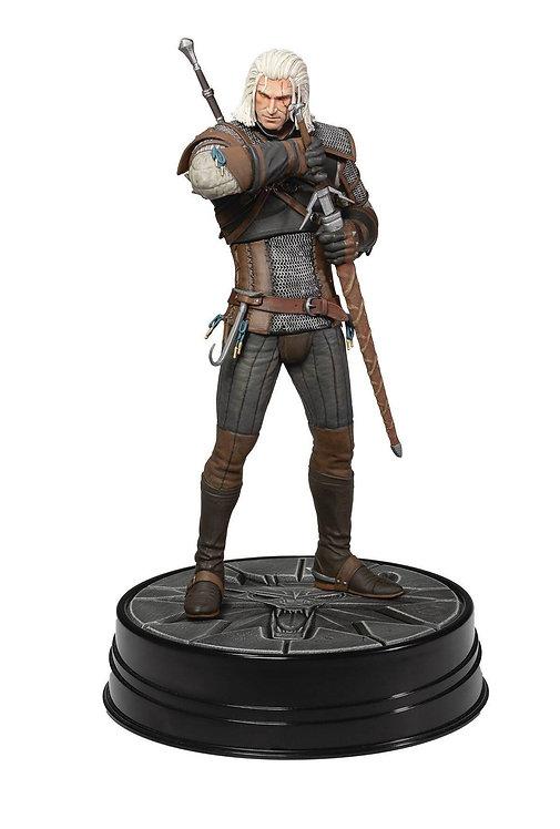 DARK HORSE The Witcher 3 Wild Hunt: Deluxe Heart of Stone Geralt Figure