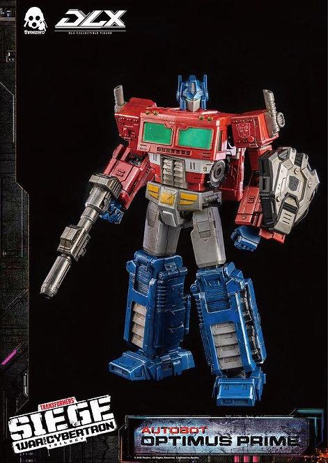 ThreeZero Transformers: War For Cybertron Trilogy – DLX Optimus Prime
