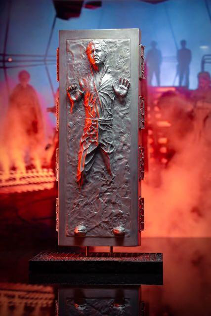 Gentle Giant Star Wars Han Solo in Carbonite Collector's Gallery Statue