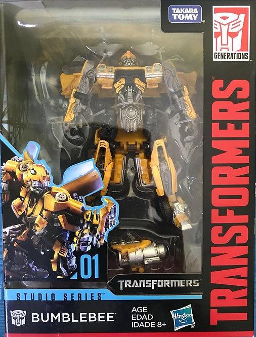Hasbro Takara Tomy - Bumblebee Transformers Studio Series 01 Deluxe