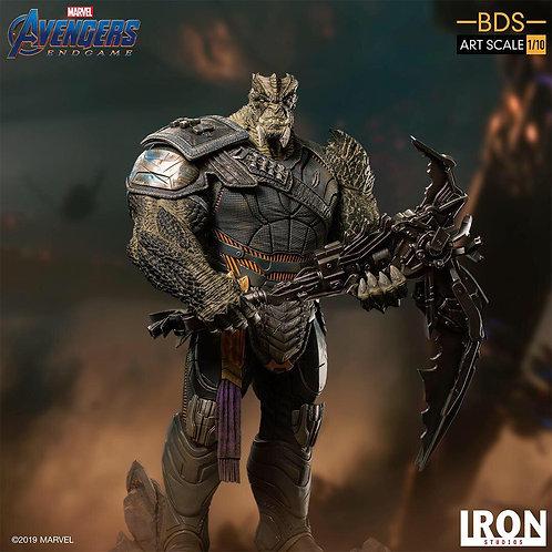 Iron Studios 1/10 art scale Black Order Cull Obsidian statue