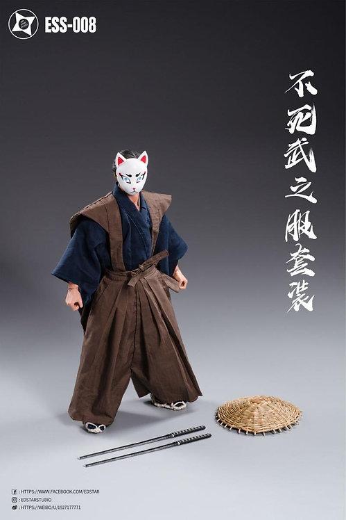 EdStar ESS-008 Undead Samurai 1/6 Costume Set