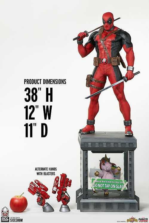 Sideshow Deadpool 1:3 Scale Statue by PCS