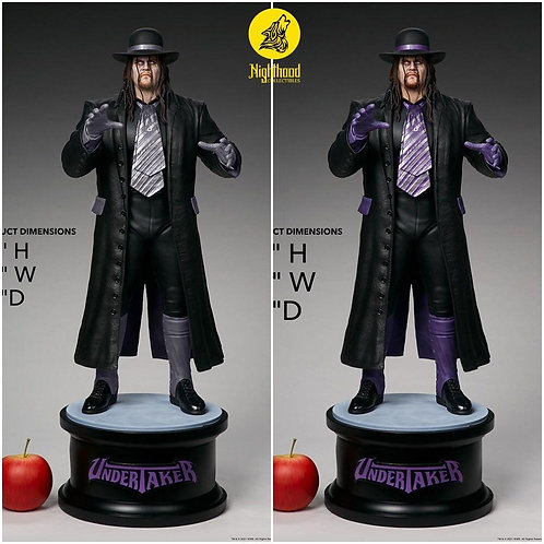 Sideshow The Undertaker / Summer Slam '94 Statue by PCS Collectibles