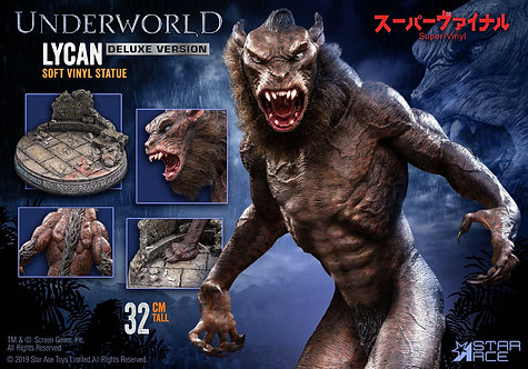 Star Ace Toys SA9003 Lycan (DX) Statue (With Diorama)