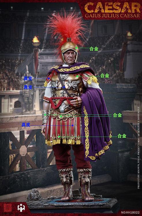 HAOYUTOYS HH18023 HH18022 HH18025 Imperial Army Julius Caesar 1/6 Figure