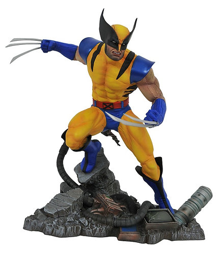 Diamond Select Marvel Gallery Vs. Wolverine Statue