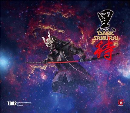 TOYSDAO TD-02 Dark Samurai 1/6 Figure