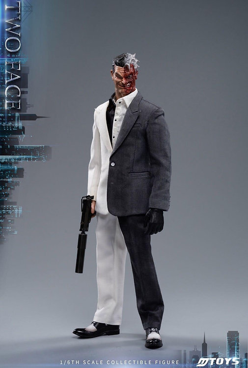 MTOYS MS013 Two Face 1/6 Figure