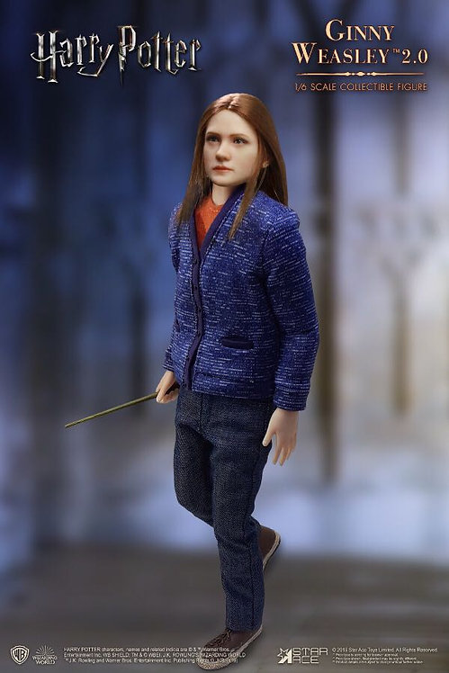 Star Ace Toys SA0063S Ginny Weasley (Casual Wear Limited Edition) - Harry Potter