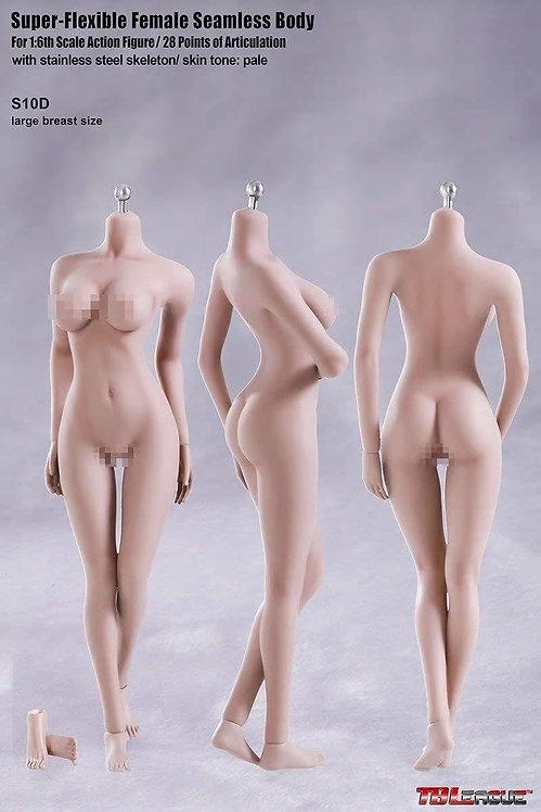 S10D TBLeague Phicen 1/6 female seamless body