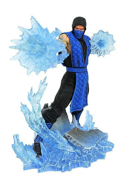 Diamond Select Mortal Kombat 11 Gallery Sub-Zero Statue