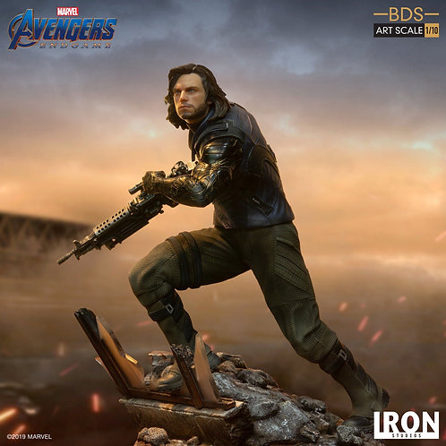 Iron Studios Endgame Winter Soldier 1/10 Statue