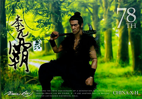 China.X-H 78th Anniversary of Bruce Lee 1/6 Figure