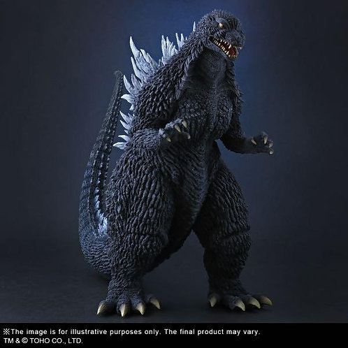 X-Plus Toho Large Kaiju series - Godzilla 2002