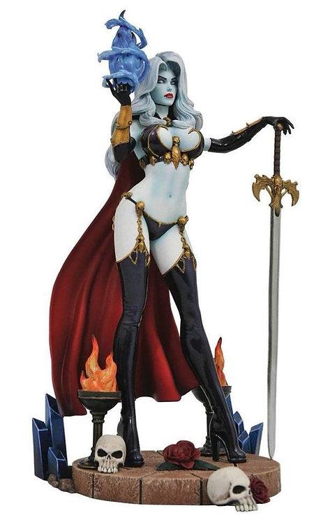 Diamond Select Femme Fatales Lady Death Statue