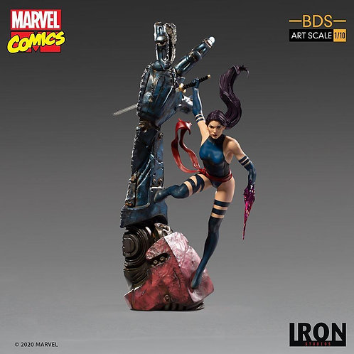 Iron Studios Psylocke BDS Art Scale 1/10 - Marvel Comics