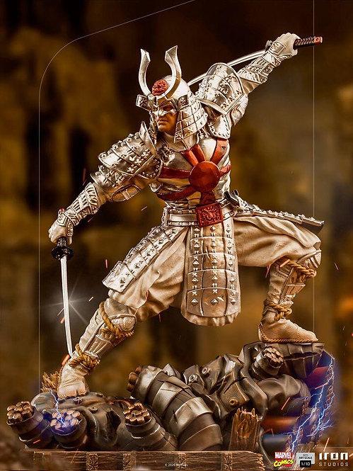 Iron Studios Silver Samurai BDS Art Scale 1/10 - Marvel Comics