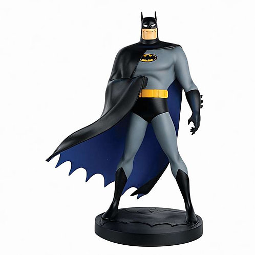 Eaglemoss The Animated Series Special Mega Batman Statue with Collector Magazine