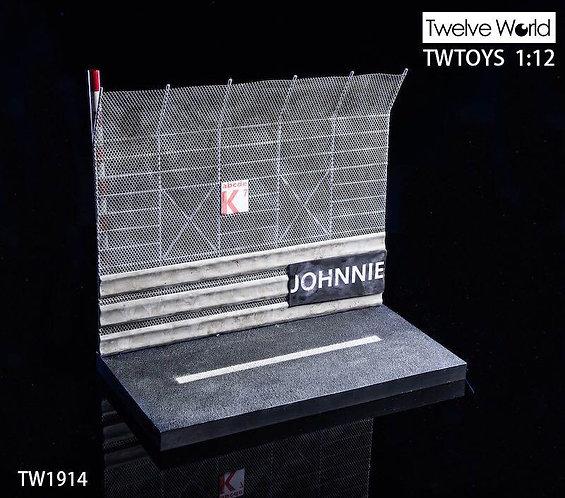 TWTOYS TW1914 - 1/12 MK5 Track Platform Scene