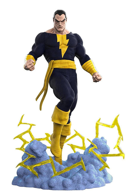 Diamond Select DC Gallery Comic Black Adam Statue