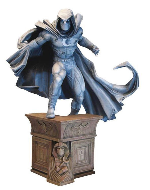 Diamond Select Marvel Premier Collection Moon Knight Statue
