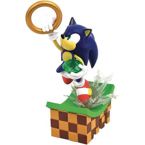 Diamond Select Sonic Gallery Sonic the Hedgehog Statue