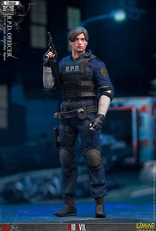 LIMTOYS LiMiNi 1/12 Bio Evil R.P.D. Officer Leon S Version