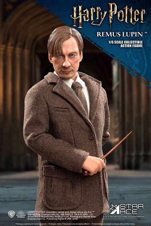 Star Ace Toys SA0075 - 1/6 Professor Remus Lupin (DX) - Deluxe Ver.
