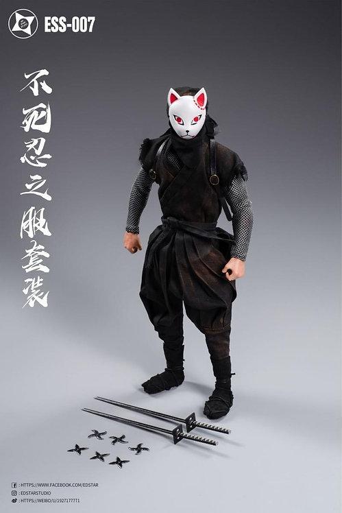 EdStar ESS-007 Undead Ninja 1/6 Costume Set