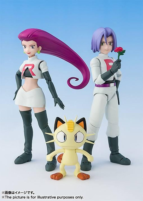 Bandai S.H.Figuarts Team Rocket (Pokemon)