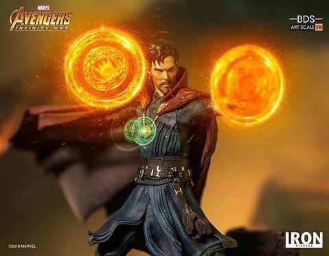 Iron Studios 1/10 art scale Infinity War Dr Strange statue