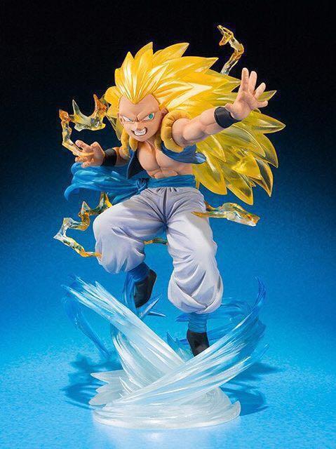 Dragon Ball Figuarts Zero - Gotenks Super Saiyan 3