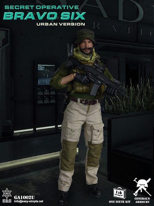 General's Armoury GA1002U Secret Operative Bravo 6 Urban Version