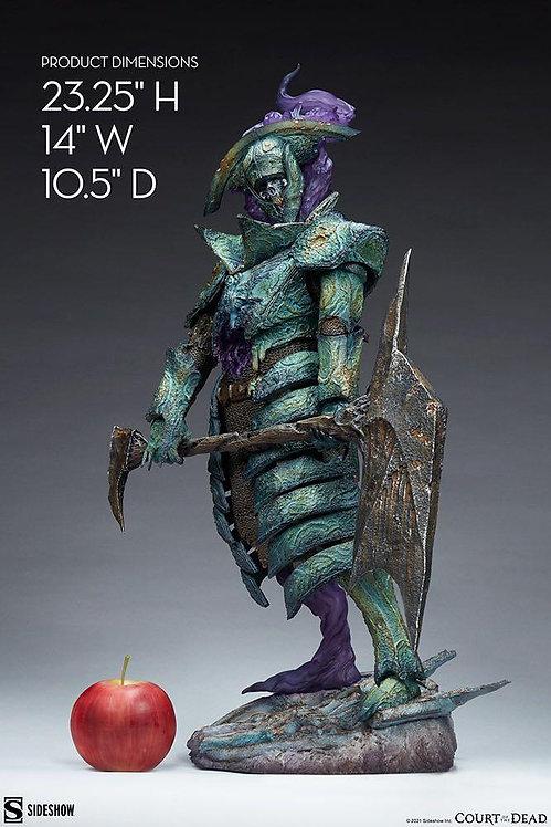 Sideshow Oathbreaker Stryfe: Fallen Mortis Knight Premium Format Figure