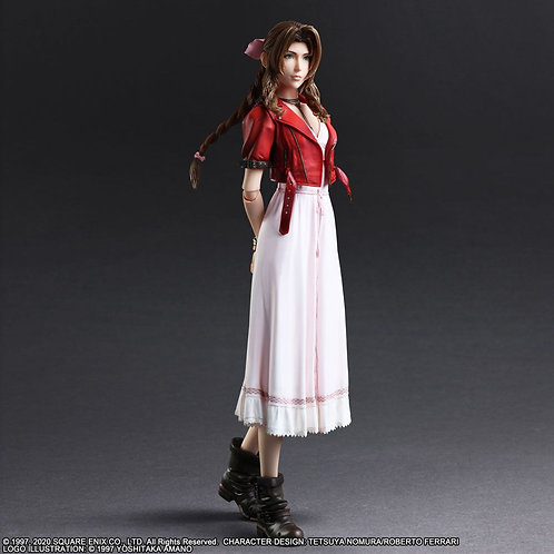 Square Enix Final Fantasy VII REMAKE Play Arts Kai - Aerith Gainsborough