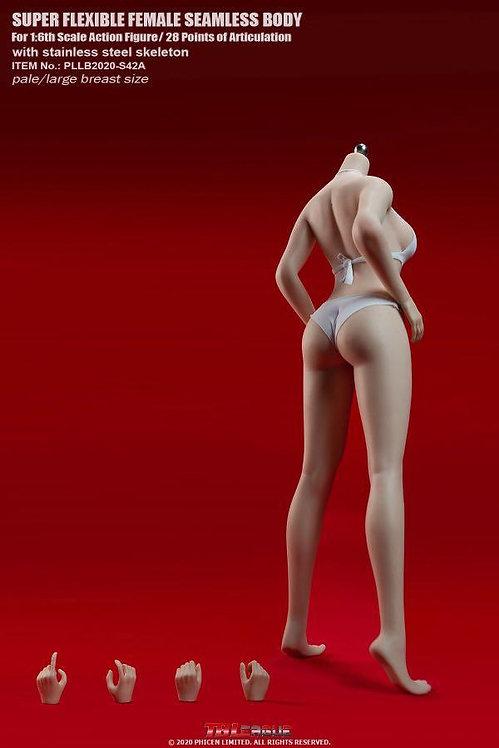 TBLeague PLLB2020-S42A Super Flexible Female 1/6 Seamless Body
