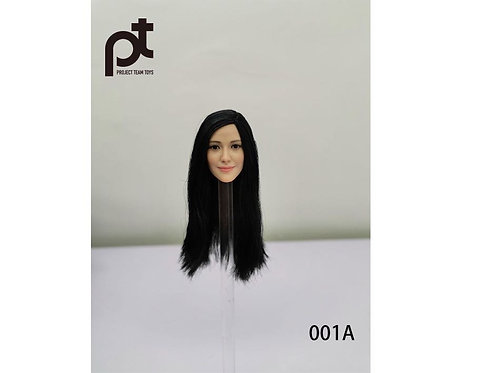 PTtoys PT-001 Asian Headsculpt